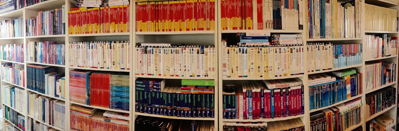 Portfolio van de Redactie boekverzorgers